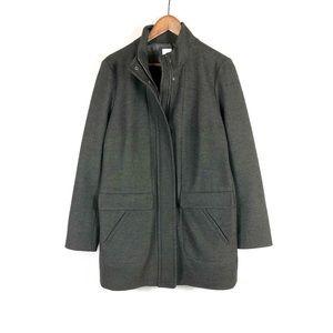 J. Jill NWOT Gray Coat Sz Medium